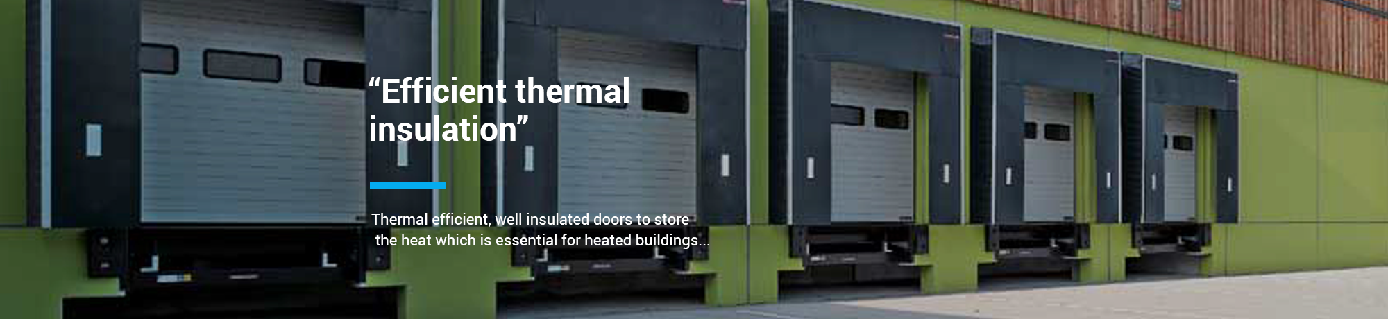 Cornwall industrail door systems