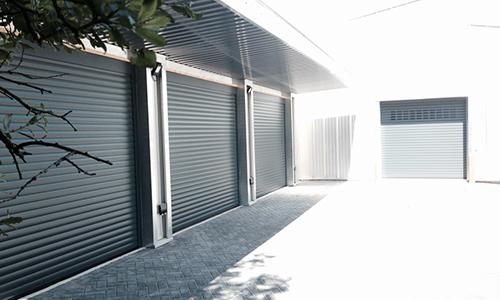 Industrial Garage Doors Cornwall